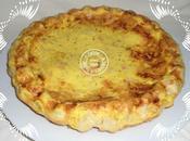 Tatin saumon fromage blanc