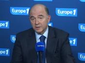 Pierre Moscovici dégradation note souveraine: «une sanction pour passé, encouragement agir»