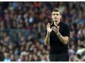 Barcelone Tito Vilanova Merci l'équipe, merci Messi