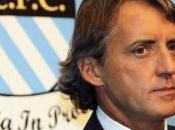 City Mancini craint perdre poste