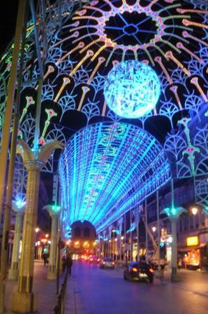 Lille Fantastic 3000 by night