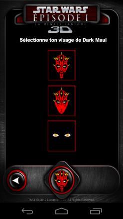 Play store – transformez vous en Sith ou en zombie !