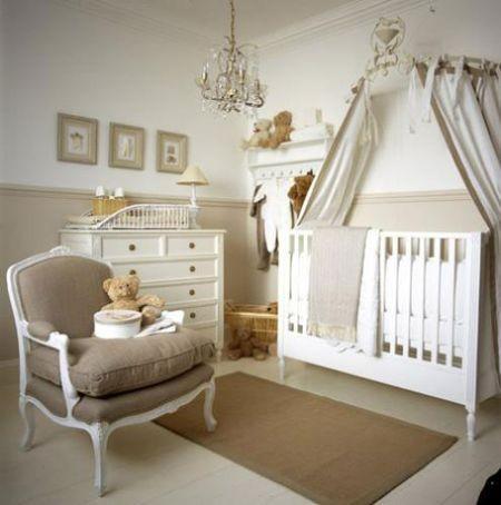 Chambre bébé baroque | À Découvrir