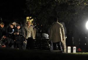 Naomi Watts toujours sur le tournage de Diana