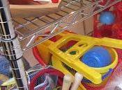 Quelques jouets pour bébé viking