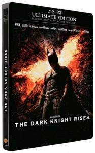Sortie DVD du jour : The Dark Knight Rises
