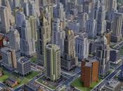 SimCity city builder présenté