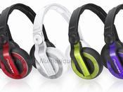 couleur pour casques HDJ-500 Pioneer
