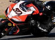 WSBK tests Jerez ...Guintoli chez Aprilia!