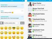 Skype jour