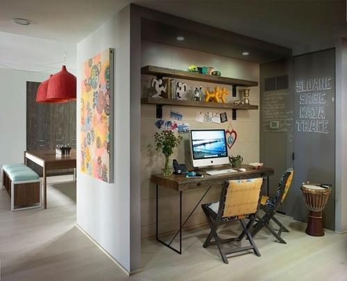 New York : un appartement dans un style bohémien contemporain ...