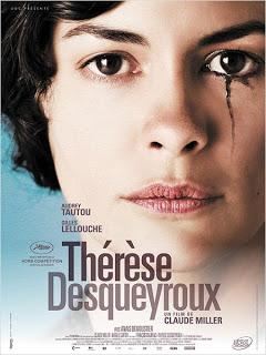 [Critique] THERESE DESQUEYROUX de Claude Miller
