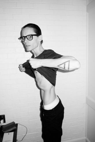 PEOPLE : Jared Leto anorexique et travesti