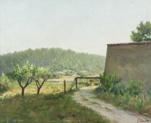 Les lieux qui ont inspirés les peintres – n° 11 – Aix en Provence et le pays d'Aix