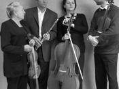 Quatuor Iles visitent Chevalier Saint-Georges