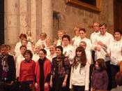 Musiques pour l'Avent Noël avec classe d'orgue d'Oyonnax chorale L'Automnale