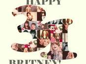 Joyeux Anniversaire Britney Spears
