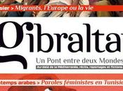 Illustrations pour revue Gibraltar