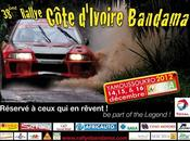 Rallye Bandama, David, Goliath autres mythes, contes légendes...