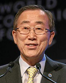 Réchauffement climatique : lettre ouverte de 125 scientifiques à Ban Ki-Moon