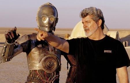 Star Wars Episode VII : George Lucas n'est pas vraiment impliqué
