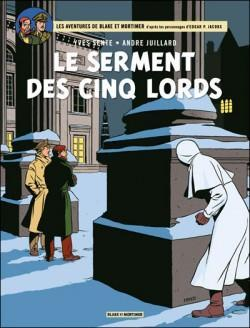 Blake & Mortimer tome 21, au sommet des ventes en France