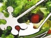 Salade compose petits croutons moret