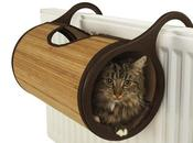 radiateur pour chat Bamboo Jolly Moggy