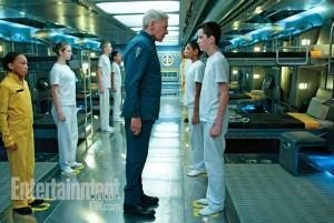 Ender's Game : première photo avec Harrison Ford