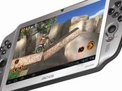 Archos lance GamePad, console portable/tablette tactile sous Android