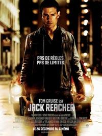 Jack Reacher - Affiche France 200px