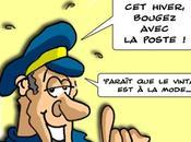 Messager courrier Megève