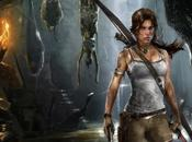 2012 Lara Croft explose video