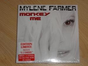 Mylene_Farmer_Monkey_Me_Digipack_Vinyle_Collector_ (4) • <a style=