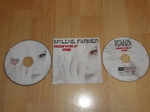 Mylene_Farmer_Monkey_Me_Digipack_Vinyle_Collector_ (6) • <a style=