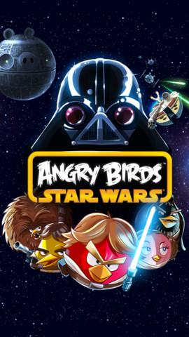 Angry Birds Star Wars iPhone Gratuit