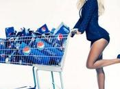 Beyoncé: canette Pepsi effigie