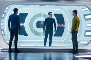 Première photo de Star Trek Into Darkness