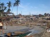 """Typhon Bopha Philippines plus aucun bâtiment pied"""""""
