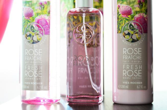 Bien-aimé Yves Rocher : Un matin au jardin, Rose Fraîche ✿ | À Voir QQ11