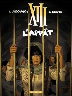 XIII, Tome 21 : L'appât dans les meilleures ventes de livres en France