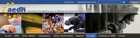 Droit d'asile, AEDH