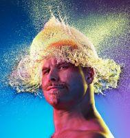 Water Wigs par Tim Tadder