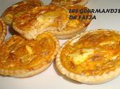 Quiche Poulet-Fromage