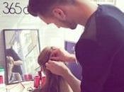 Réveillon coiffure avec Comptoir 365c