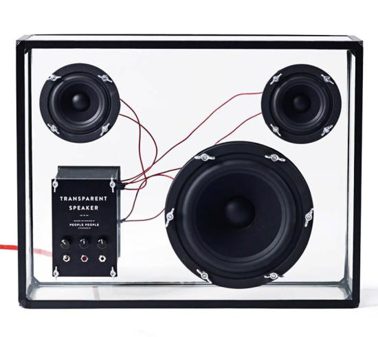 Image people people transparent speaker 4 550x491   People People Transparent Speaker