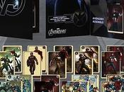 cartes Captain America l'agent Coulson