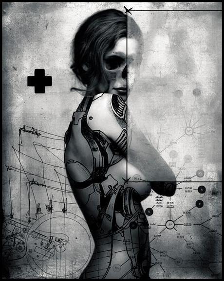 Autoreverse Graphikart Roy • Woman Machine Versus