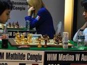 Makita Women Chess Match Indonésie France