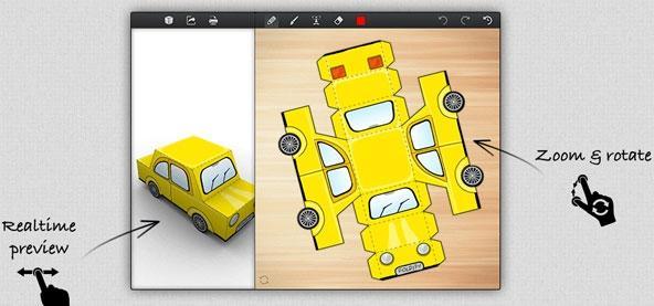 Foldify Réaliser Et Monter Ses Paper Toys Grâce à Sa
